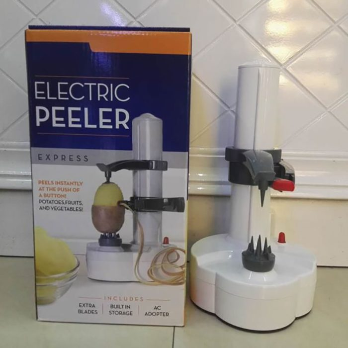 Electric Potato Peeler Kitchen Tool