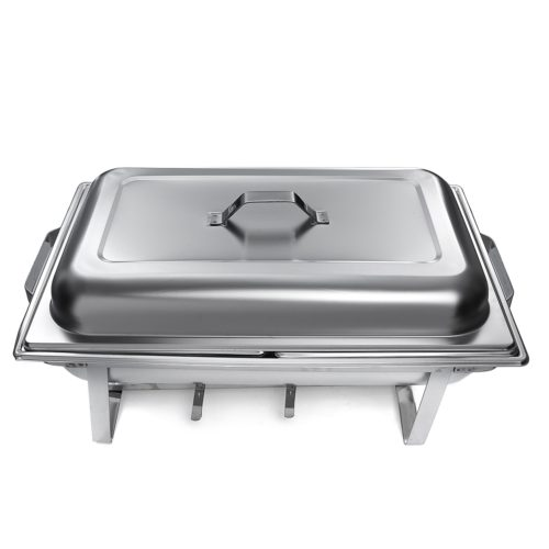 Chafing Dish Set Stainless Steel