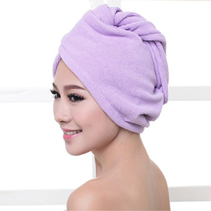head towel wrap