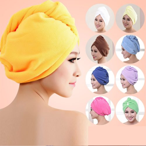 head towel wrap