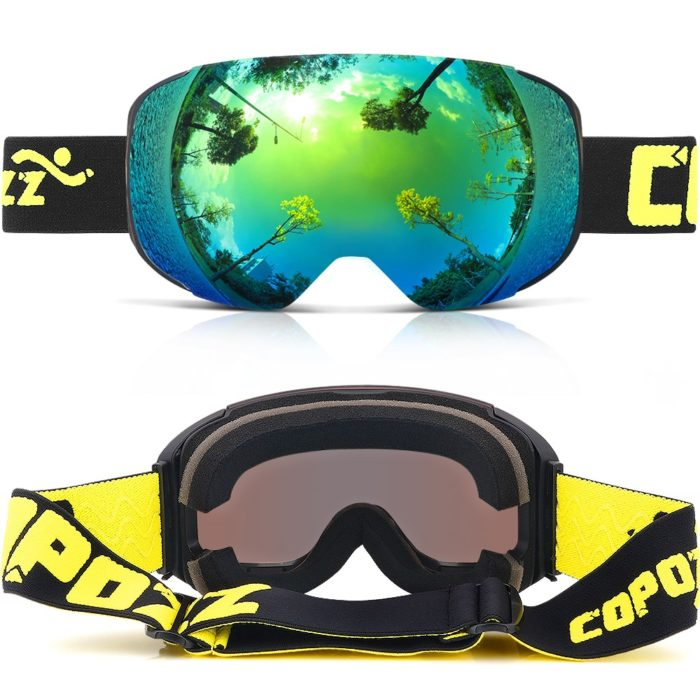 Ski Sunglasses Magnetic Eyewear