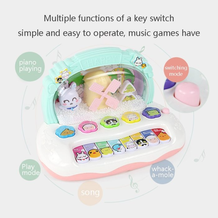 Baby Piano Toy Kids Musical Toy