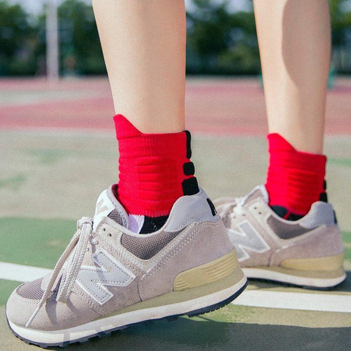 Basketball Socks Sports Footwear