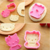 Mini Cookie Cutters Cartoon Baking Mold