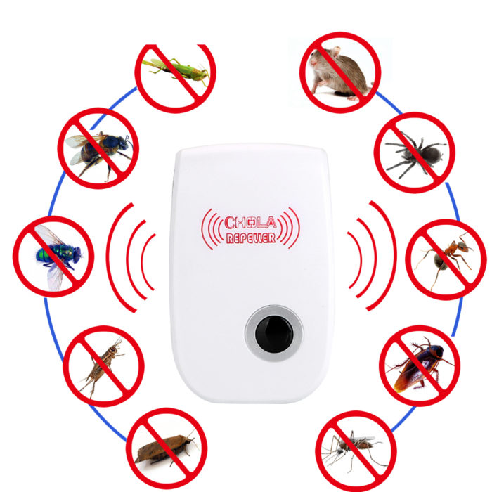 Ultrasonic Mouse Repellent Anti Pest