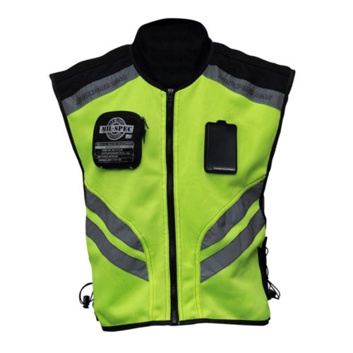 Reflective Safety Vest Riding Gear