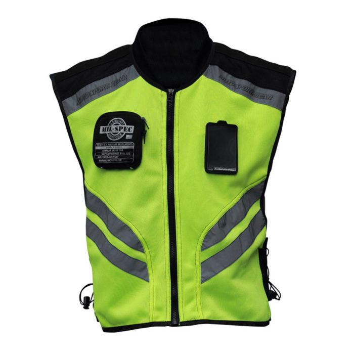 Reflective Safety Vest Riding Gear