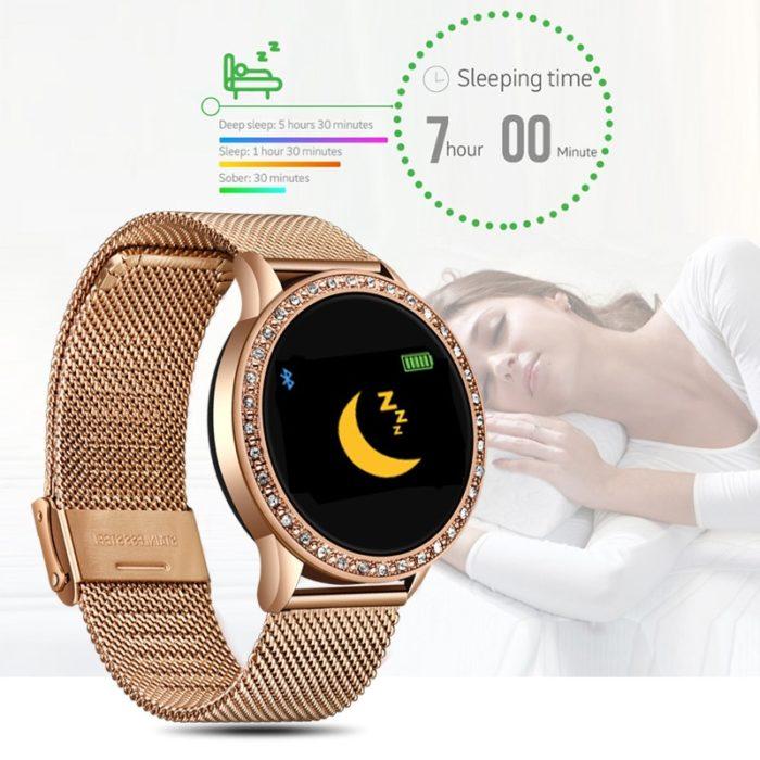 Stylish Smart Watch Fitness Tracker