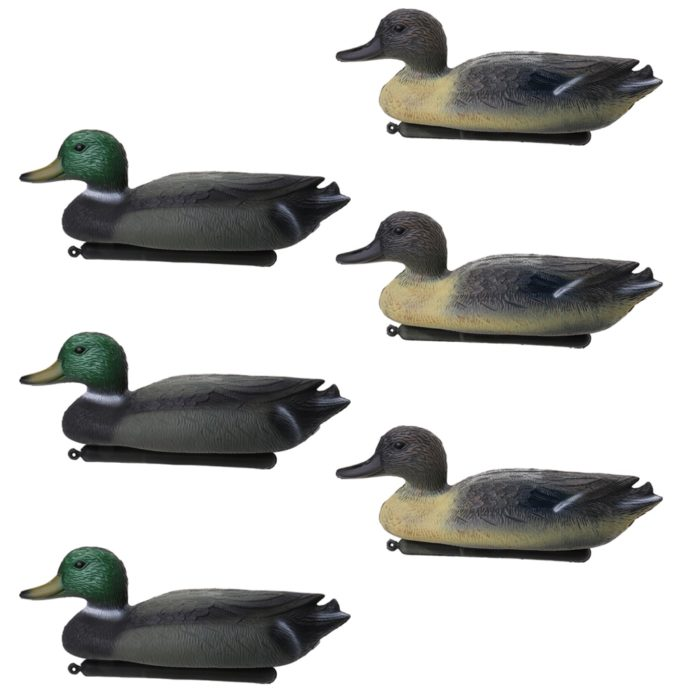 Duck Decoy Floating Lure 6PC Set