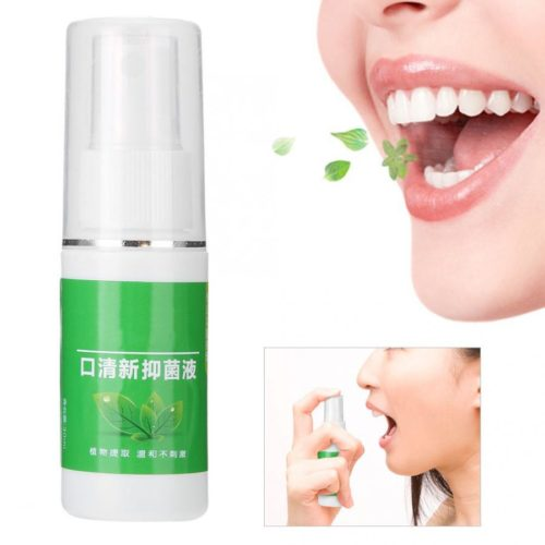 Breath Spray Oral Odor Refresher