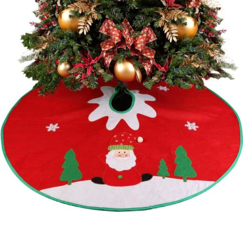 Christmas Tree Skirt Home Decor