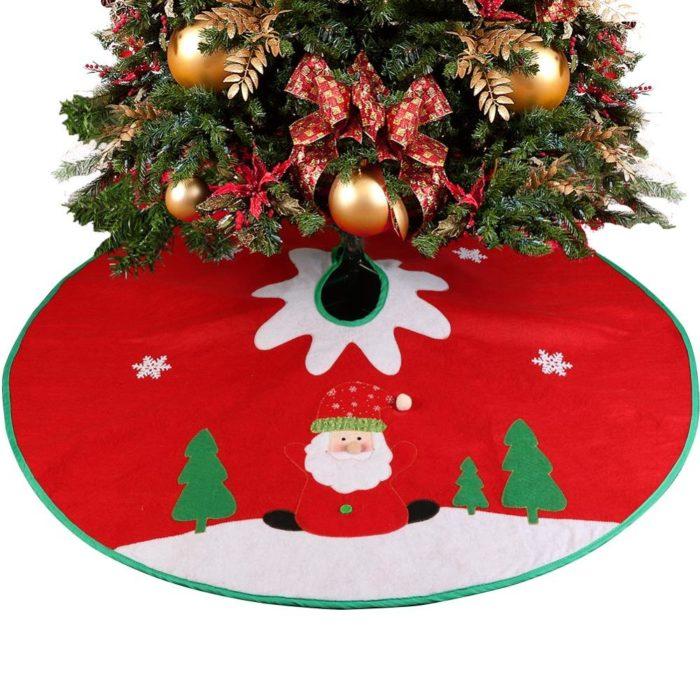 Christmas Tree Skirt Home Decor