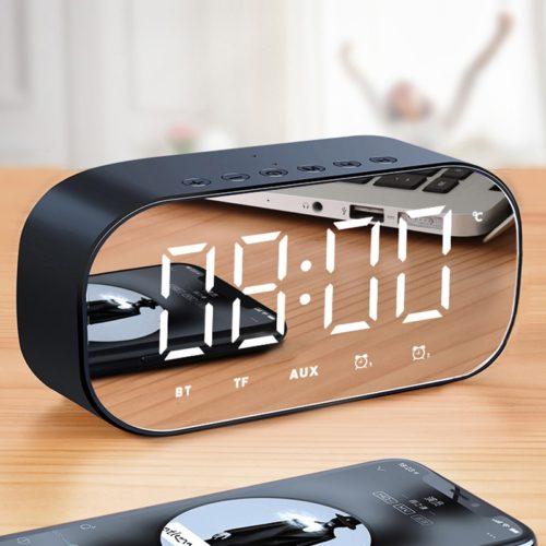 Bluetooth Speaker Alarm Clock Multi-Functional