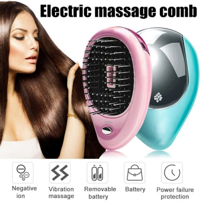 Ionic Breeze Hair Brush Styling Comb