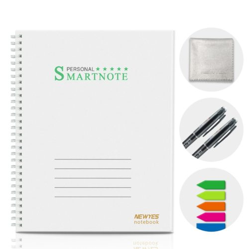 Erasable Notebook Pen Sticker Tab Set