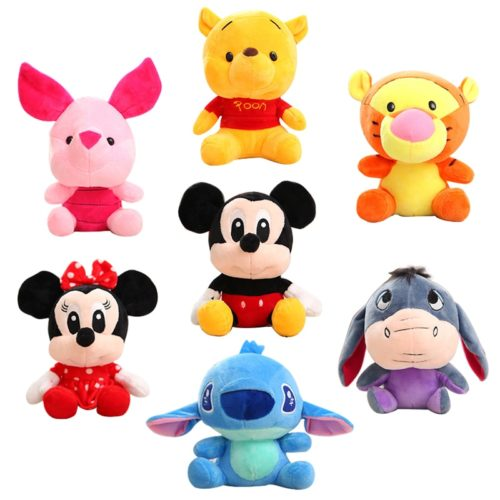 Disney Stuffed Animals Adorable Plush Toys