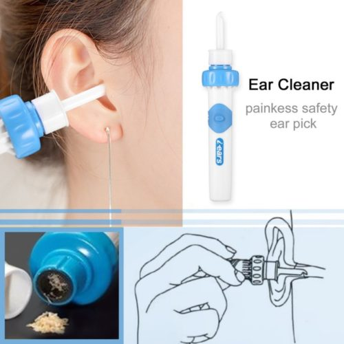 Ear Wax Vacuum Electronic Remover
