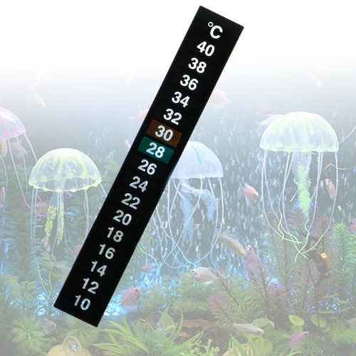 Fish Tank Thermometer Temperature Sticker