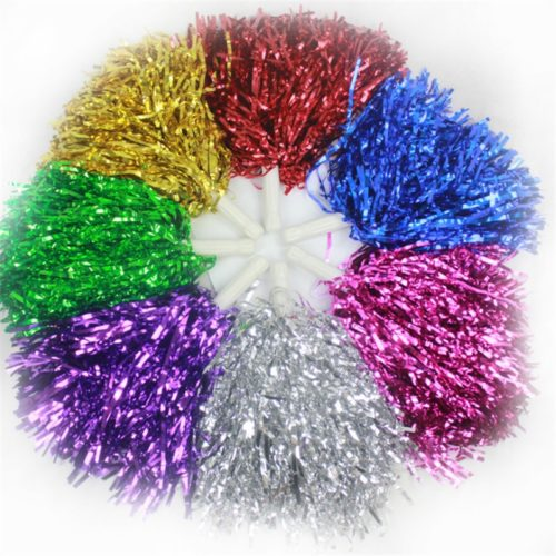 Cheerleader Pom Poms 2PC Set