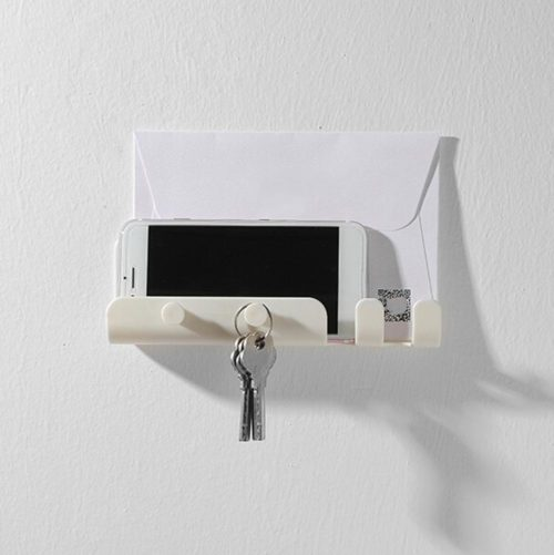 Wall Phone Holder Self-Adhesive