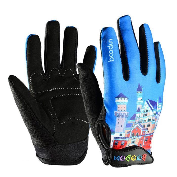 Kids Bike Gloves Full Finger