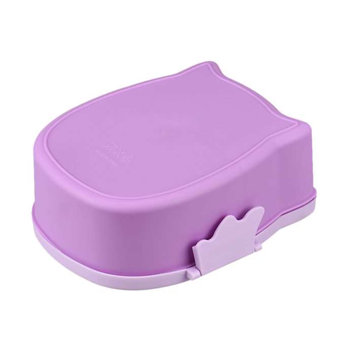 Cute Bento Box Owl Shaped Container