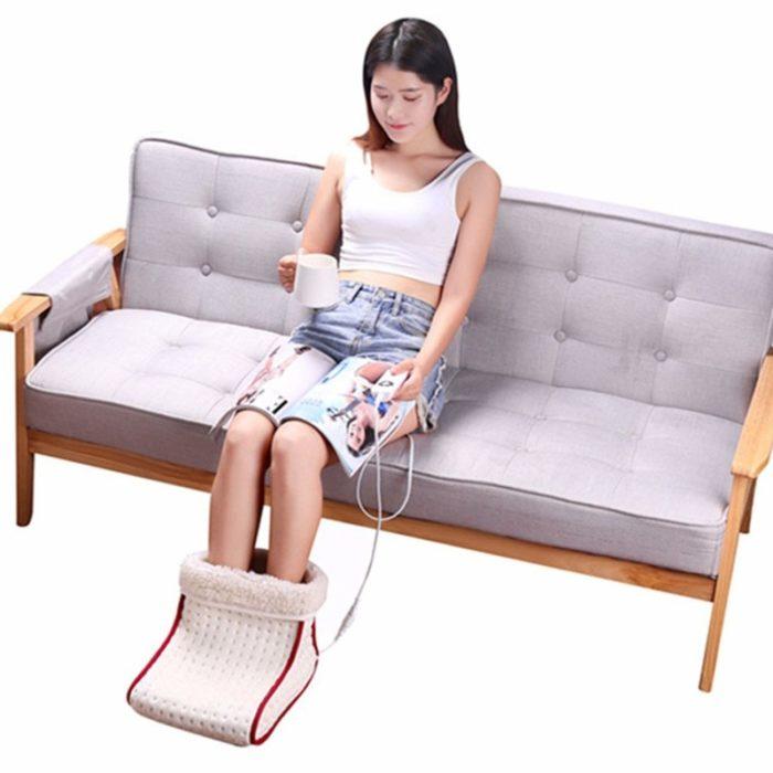 Electric Foot Warmer Heating Pad