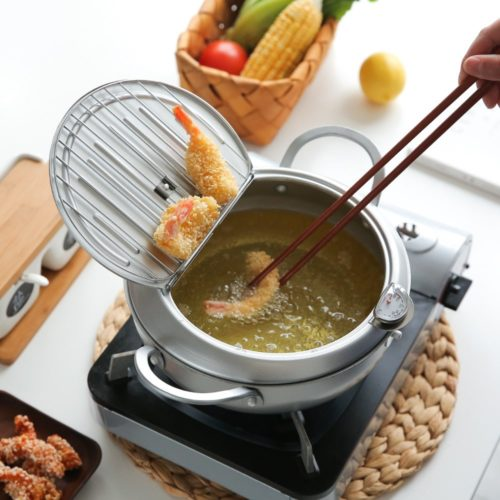 Deep Fryer Pot Cooking Tools