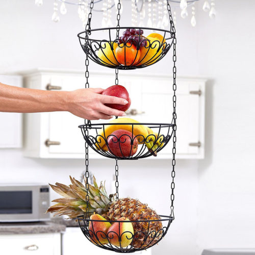 hanging fruit basket
