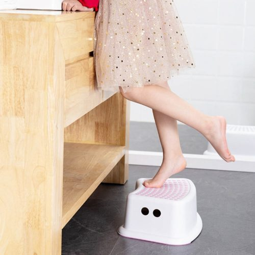 Bathroom Stool Non-Slip Stepping Stool