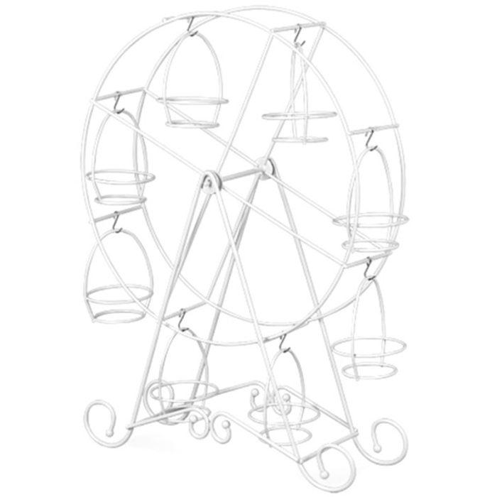 Ferris Wheel Cupcake Holder Rotatable