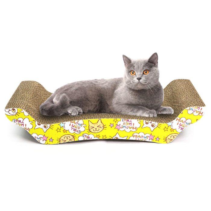 Cat Scratch Board Corrugated Mat