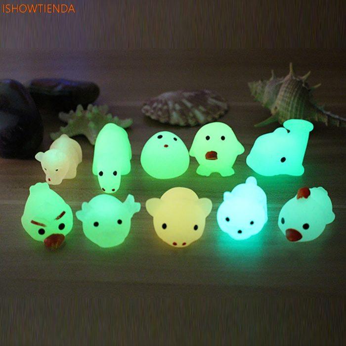 Mochi Squishy Luminous Squeeze Toy