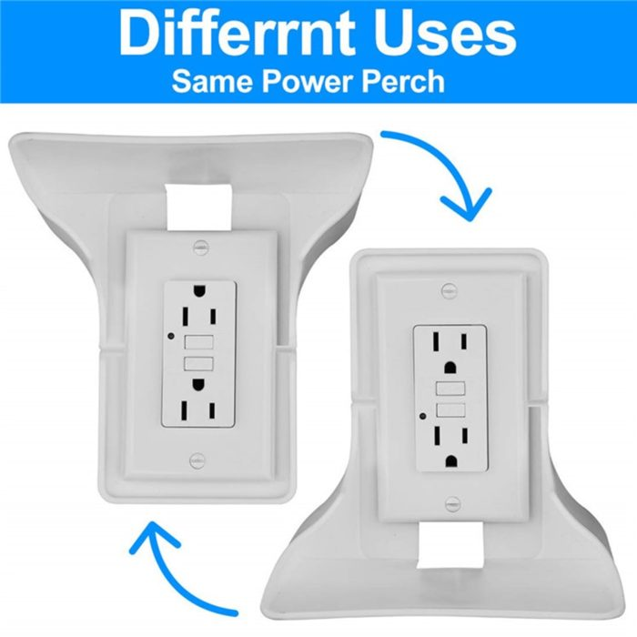 Outlet Shelf Multi-Functional Stand