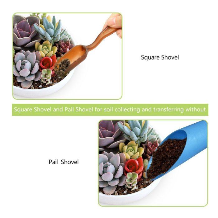 Planting Tools Hand Gardening Set (14Pcs)