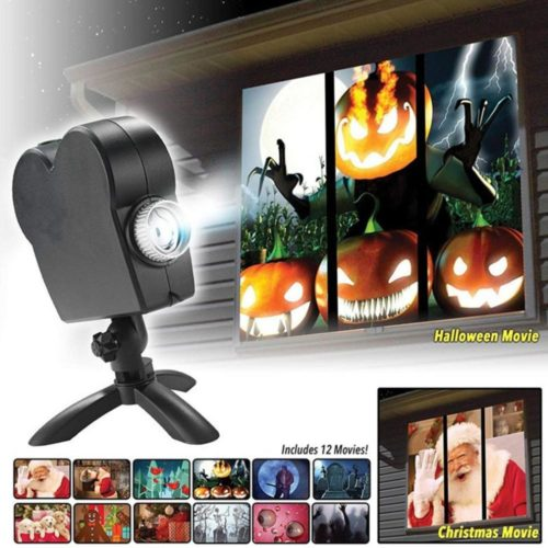 Window Projector LED Projection Lamp