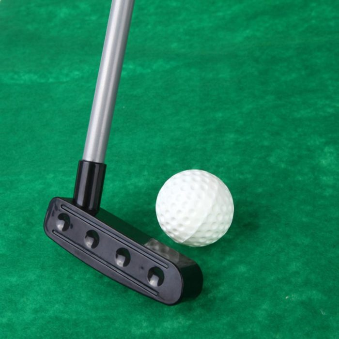Toilet Golf Potty Putter Funny Toy