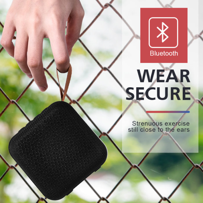 Small Portable Speaker Wireless Device