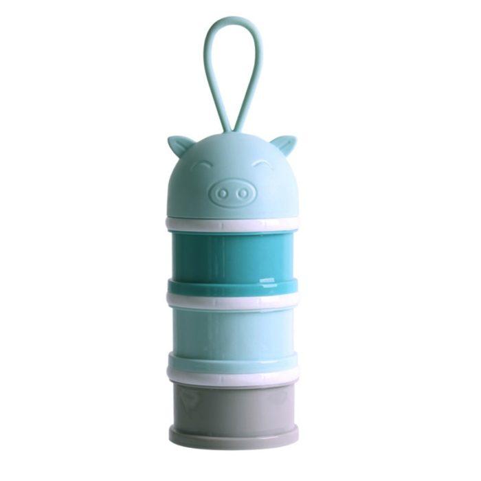Milk Powder Dispenser 3 Layer Container