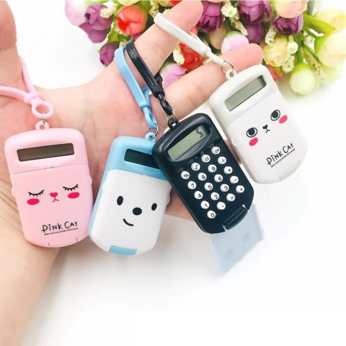Mini Calculator Cute Portable