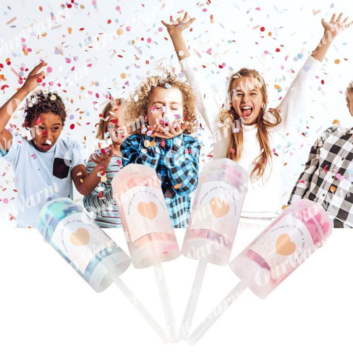 Confetti Poppers Party Supplies