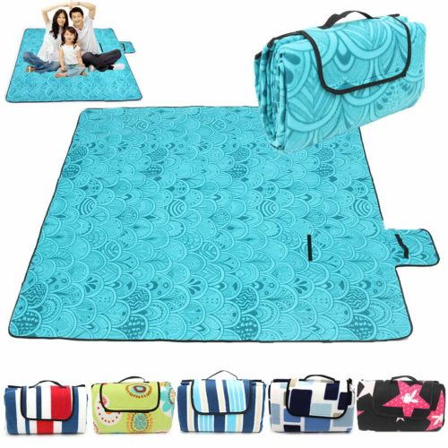 Large Picnic Blanket Portable Mat