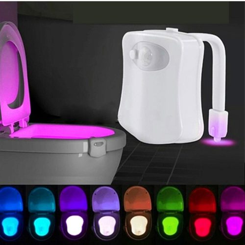 LED Toilet Light Bathroom Night Light