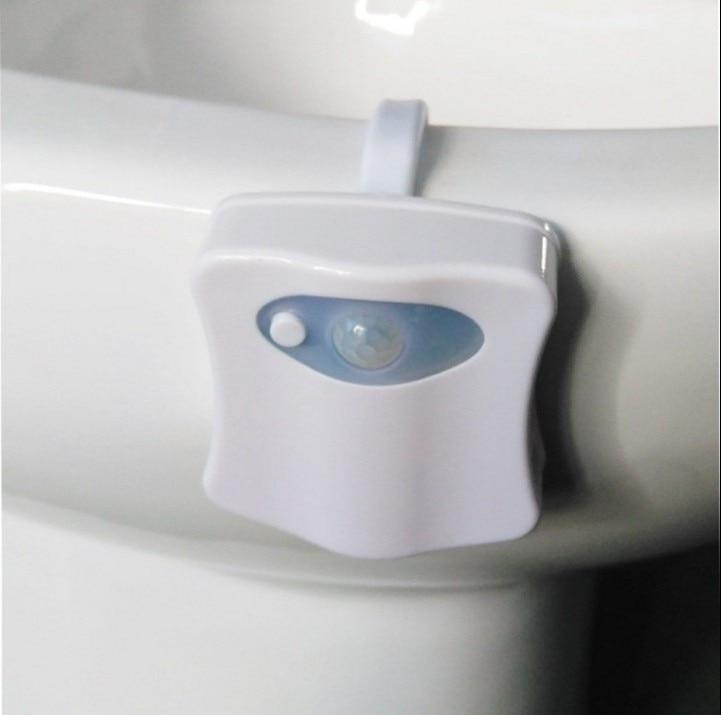Led Toilet Light Bathroom Night