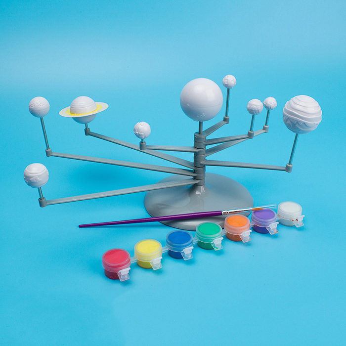 Solar System Model for Kids DIY Set
