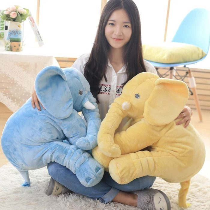 Elephant Plush Stuffed Animal Toy