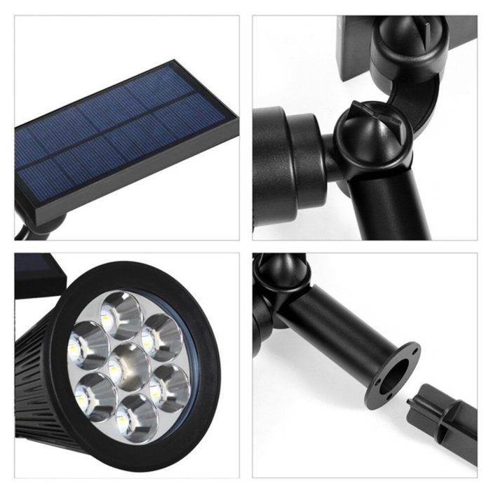 LED Garden Lights Solar Lawn Light