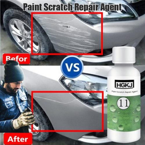 Car Paint Scratch Repair DIY Polish