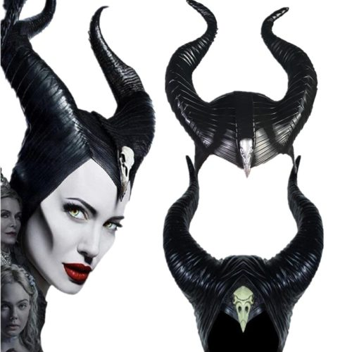 Maleficent Headpiece Halloween Costume