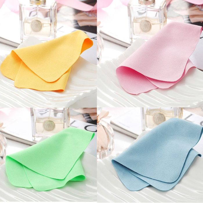 Eyeglass Cleaning Cloth Lens Cleaning Wipes